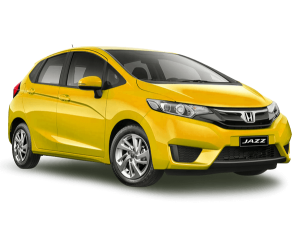 Honda Jazz Carnival Yellow