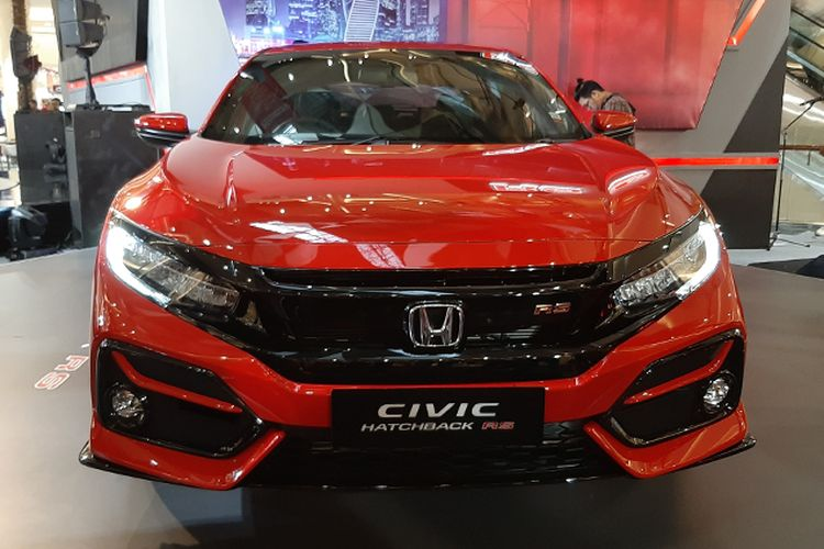 New Honda Civic 2020 Terbaru!